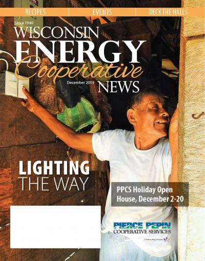 Wisconsin Energy Cooperative News - December 2019 local pages