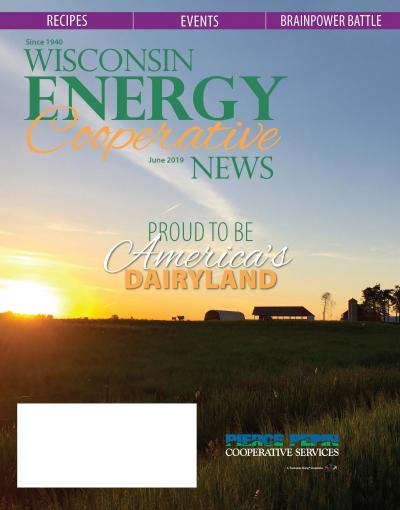 Wisconsin Energy Cooperative News - June 2019 local pages