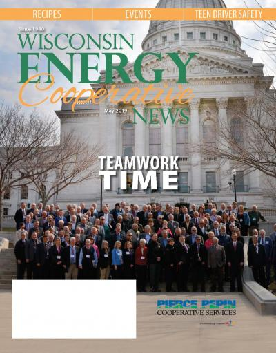 Wisconsin Energy Cooperative News - May 2019 local pages