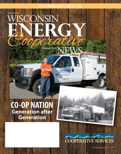 Wisconsin Energy Cooperative News - October 2019 local pages