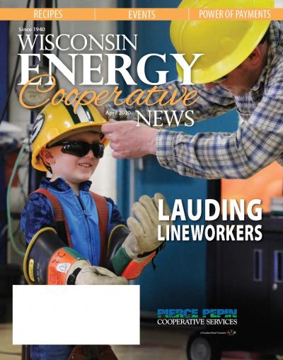 Wisconsin Energy Cooperative News - April 2020 local pages