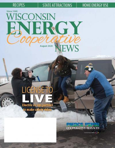 Wisconsin Energy Cooperative News - August 2020 local pages