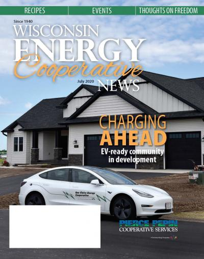 Wisconsin Energy Cooperative News - July 2020 local pages