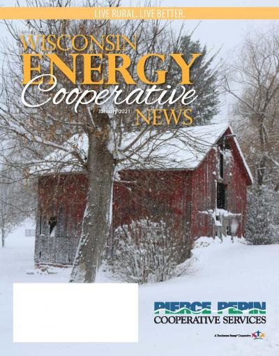 Wisconsin Energy Cooperative News - January 2021 local pages