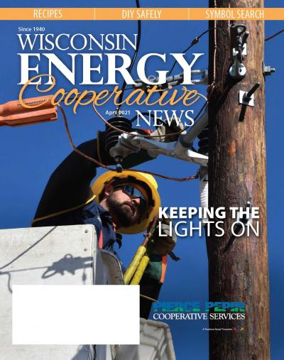 Wisconsin Energy Cooperative News - April 2021 local pages