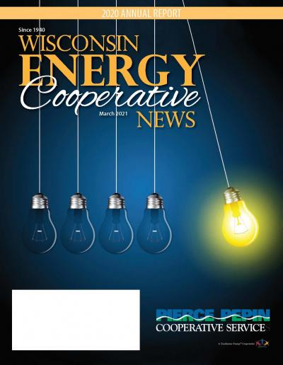Wisconsin Energy Cooperative News - March 2021 local pages